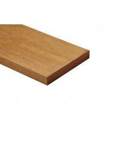 Vlonderplank hardhout | 21x145mm | Keruing | 3.95m