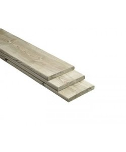 Grenen schuttingplank | 16x140mm | celfix