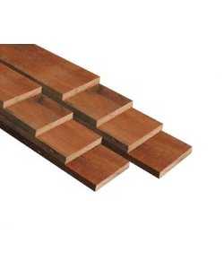 Plank Hardhout | Angelim | 20x200mm