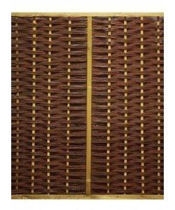 Wilgenscherm in frame | 180x180 | 44mm