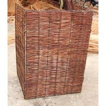 Wilgenscherm container ombouw | 1 container