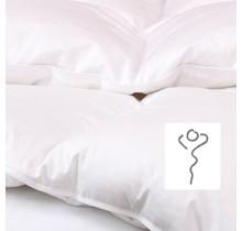 Personal Sleep Adjuzztable 90% donzen dekbed 240x200 warmteklasse 2