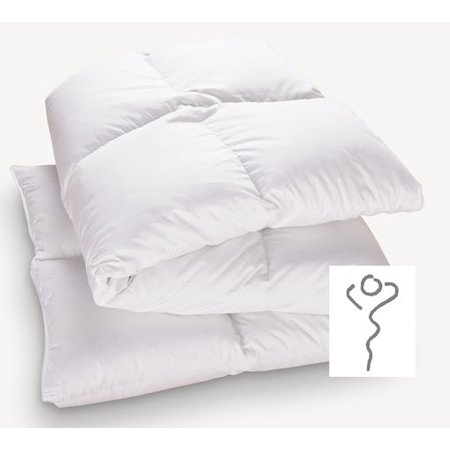 Personal Sleep Personal Sleep Regale 100% donzen dekbed 140x200 warmteklasse 2