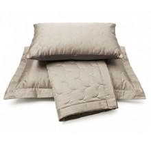 Vandyck Bedspread SATIN 260x260 stone