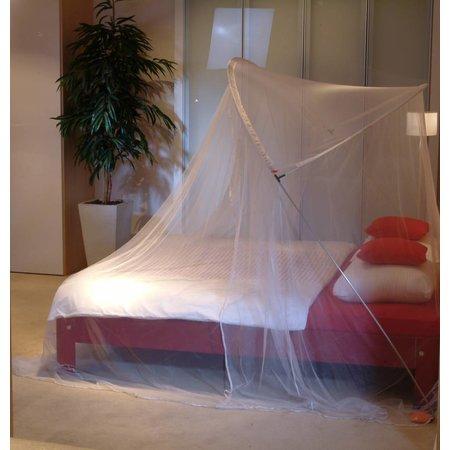 Dbug klamboe Dbug klamboe: Een steekhoudende oplossing waar muggen echt een bloedhekel aan hebben.