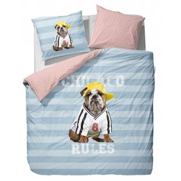 Covers & Co. Joop 140x200/220 met hond