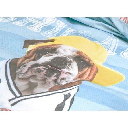 Covers & Co. Joop 140x200/220 met hond