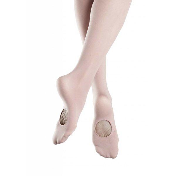 Bloch since 1932 T0850L Convertible Balletpanty met Voetgat