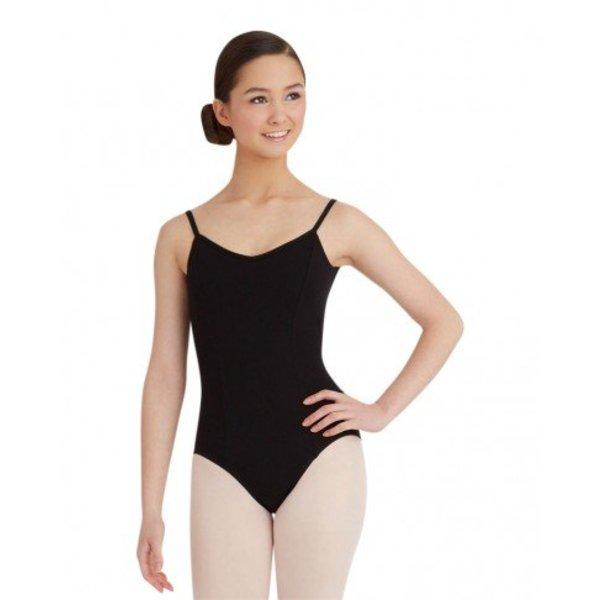 Capezio CC101 Balletpakje Katoen Zwart