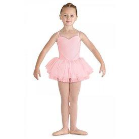 Bloch since 1932 CL8168 Valentine tutu balletpakje roze / candy pink