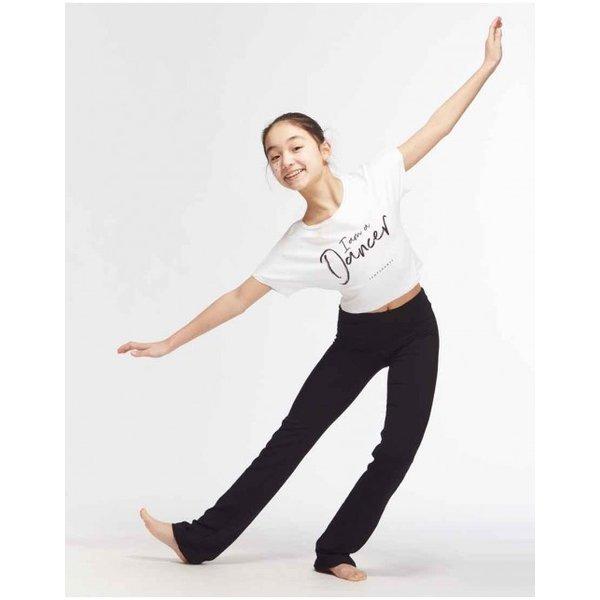 Temps Danse Luna Jr. Jazz broek viscose voor kinderen
