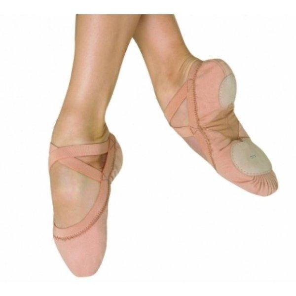 Bloch since 1932 S0621L Pro Elastic  Canvas Balletschoenen Splitzool