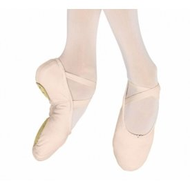 Bloch since 1932 S0277L Pump canvas split-zool balletschoen Pink
