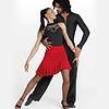 7986 Falparacaml  Salsa/Tango Rokje