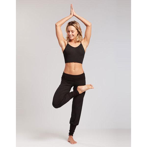 Temps Danse Orphee dans yoga broek zwart