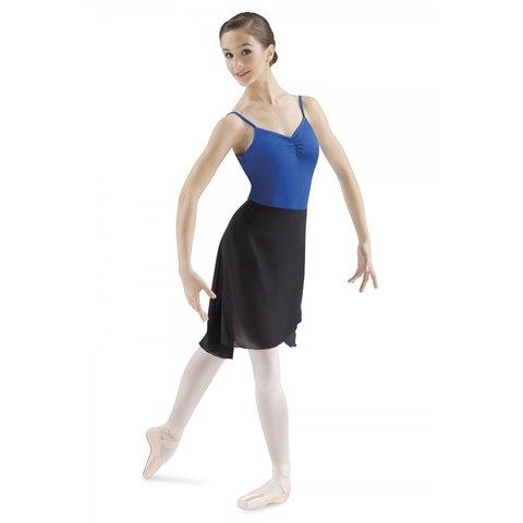 Mirella MS8 Georgette Wrap Skirt