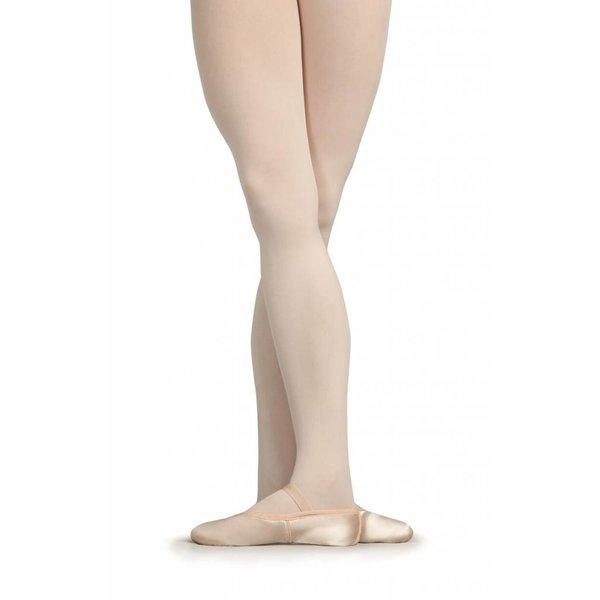 Capezio U215 Satin Daisy Satijnen Balletschoenen Roze