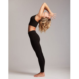 Temps Danse Artist Yoga Dans Legging Viscose Zwart