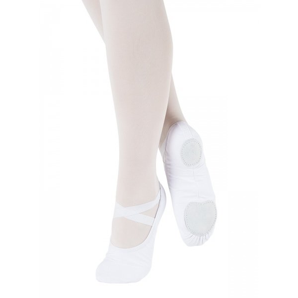 So Danca Balletschoenen - Dames - So Danca - SD16 - White
