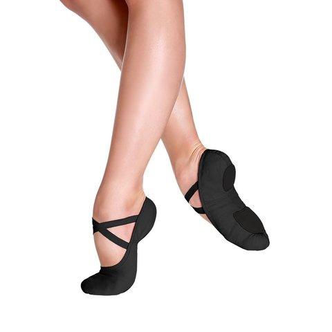 Balletschoenen - Dames - So Danca - SD16 - Black