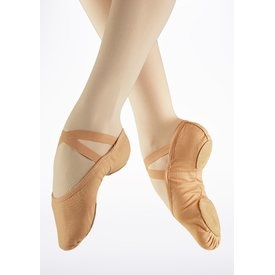So Danca Balletschoenen - Dames - So Danca - SD16 - Nude