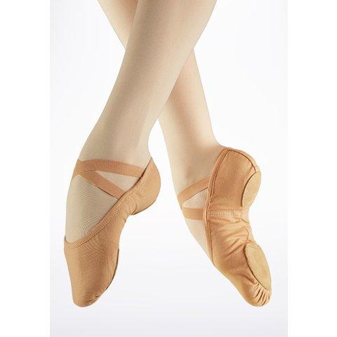 Balletschoenen - Dames - So Danca - SD16 - Nude