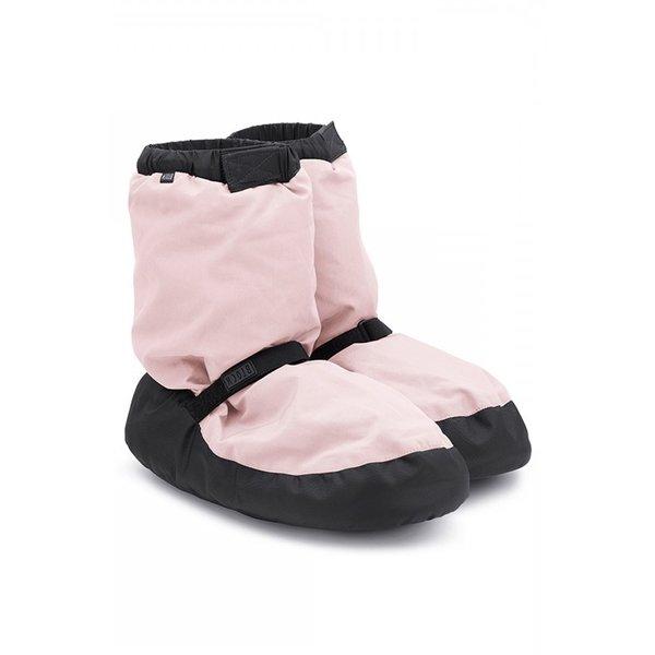Bloch since 1932 IM009  Warm up Bootie Candy Pink