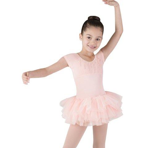 CL8012 Ife Balletpakje Met Tutu