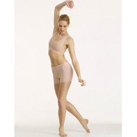 Temps Danse Visu dames hotpant viscose Nude-Beige