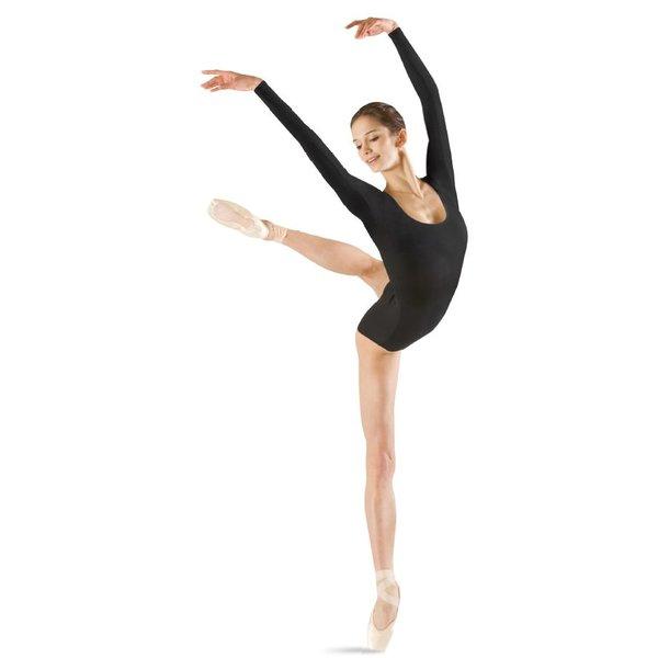 Bloch since 1932 L5409 Premier Balletpak Lange mouw ronde hals