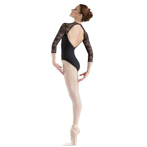 L6016 Kate Balletpak met Mouw en Kant