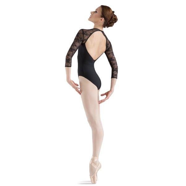 Bloch since 1932 L6016 Kate Balletpak met Mouw en Kant