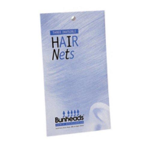 BH423 Haarnetjes Donkerbruin