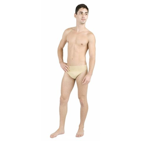 N26 Self Lined Thong Dancebelt Nude
