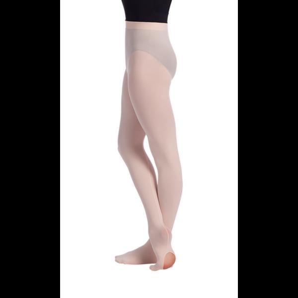 So Danca TS96 Convertible Panty met naad Roze