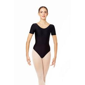 Intermezzo 3344 Balletpak Met ronde hals en kort mouwtje