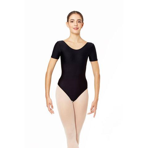 3344 Balletpak Met ronde hals en kort mouwtje
