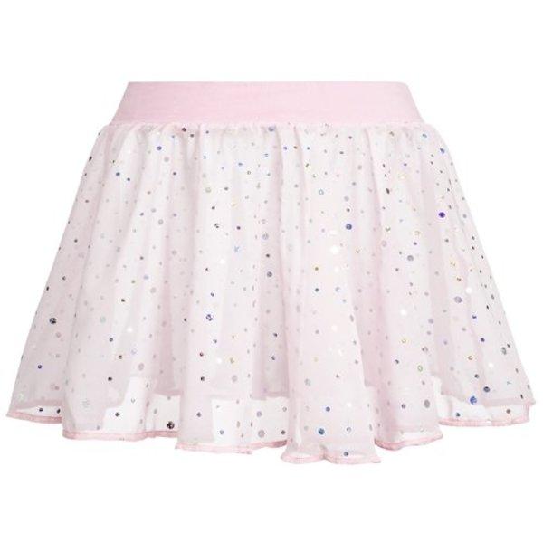 Papillon 12PK3926 Balletrokje Voile Glitters Roze