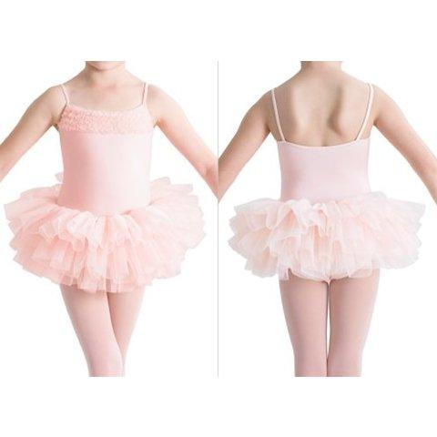 CL7120 Desdemona tutu balletpakje roze / light pink