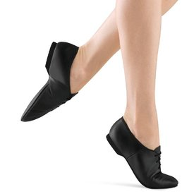 Bloch SO454L DEBUT JAZZ - SUEDE SOLE