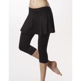 Temps Danse Zazou Capri pant with skirt