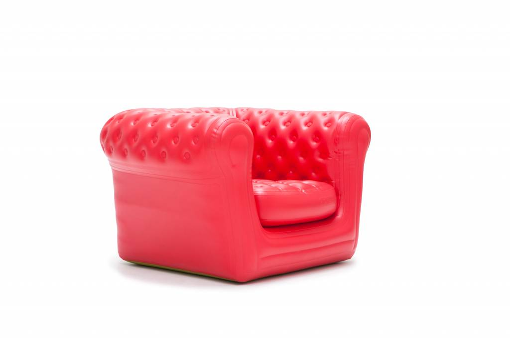 Big Blo 1-seater, Red