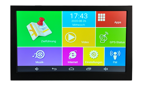 Android Navigationsgeräte