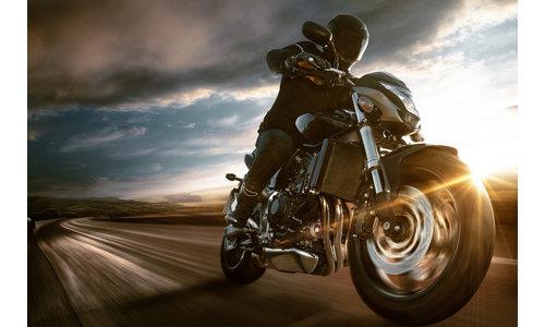 Tragbare Navigationsgeräte für Motorrad
