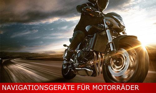 navigationsgeräte für motorräder