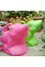Esschert Design Gieter - Kikkerkoning - roze