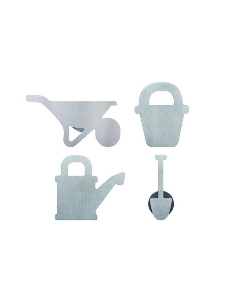 Esschert Design Tafelkleedgewichtjes - magnetisch