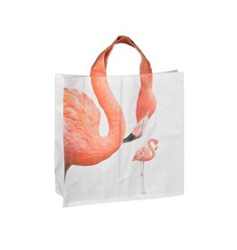 Esschert Design Shopper - Flamingo