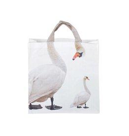 Esschert Design Shopper - Zwaan