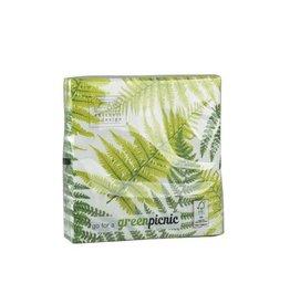 Esschert Design Papieren servetten - Varen - 25 x 25